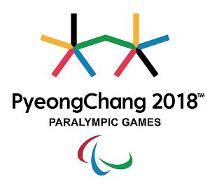 Logotyp Igrzysk Paraolimpijskich w Pjongczang